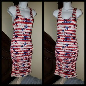 Star Spangle banner dress